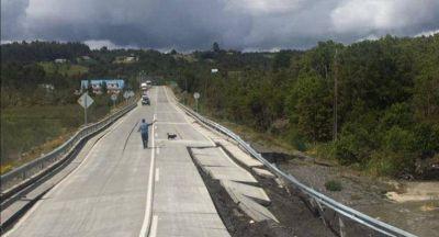 Sismo de 7,6 sacudió Chile y hubo réplicas en Bariloche
