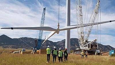 YPF hará un parque eólico en Chubut con financiamiento del BID