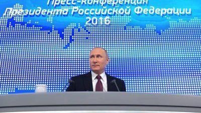 Más elogios entre Putin y Trump: