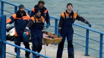 Investigan las causas del accidente aéreo en el Mar Negro en el que murieron 92 personas