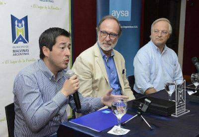 Aysa comenzará a operar en otros dos municipios de la Primera