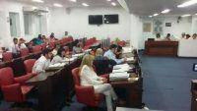 El Presupuesto 2017 para Resistencia espera aprobarse hoy en la última sesión del Concejo