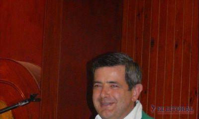 Asumirá un nuevo rector en la Basílica de Itatí: Santiago Penzotti