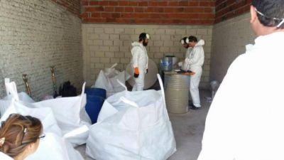 Finalizó el segundo muestreo de residuos generados por los hogares de Tandil
