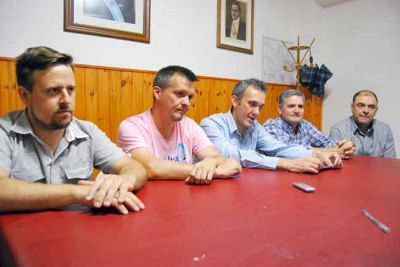 Tras la interna, los Altolaguirre celebraron acontecimientos en Pico