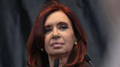 Ordenan tomarle nuevamente las huellas digitales a Cristina Kirchner