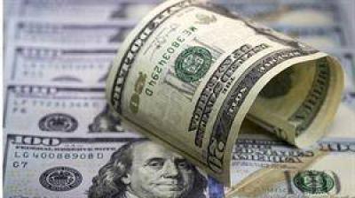 El dólar, frenado por el blanqueo, casi no se movió y la Bolsa siguió cayendo