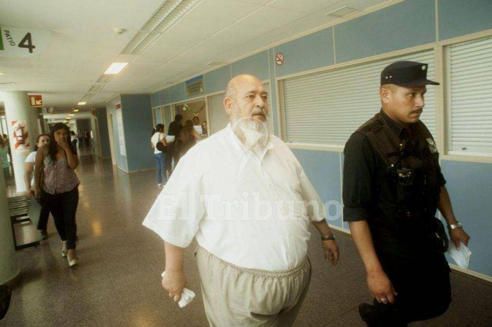 La jueza Zunino dispuso que el cura Rosa sea alojado en la cárcel