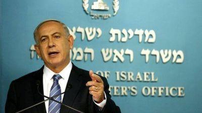 Netanyahu acusó a Obama de perpetrar un ''vergonzoso golpe anti-israelí'' en la ONU