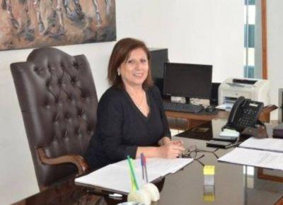 El Gobernador le aceptó la renuncia a la ministra de Seguridad, Beatriz Alagia