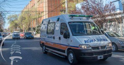 Llegarán cuatro nuevas ambulancias para el invierno