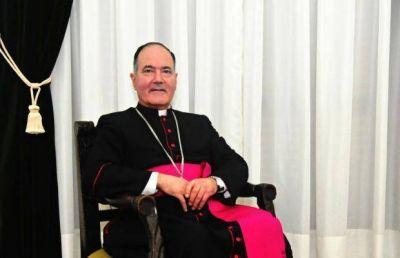 El obispo pidió a la comunidad tender una mano a los refugiados sirios