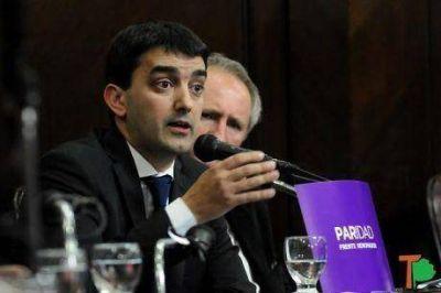 El senador Hernán Albisu criticó a las empresas prestadoras de energía eléctrica