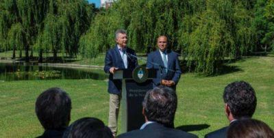 """La Legislatura cierra el año con una sesión por el """"Parque Nacional del Bicentenario"""""""