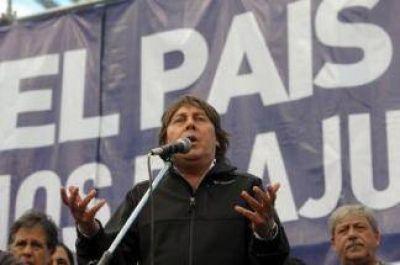La CTA Autónoma rechazó el proyecto que votó el Congreso y criticó el aval de la CGT