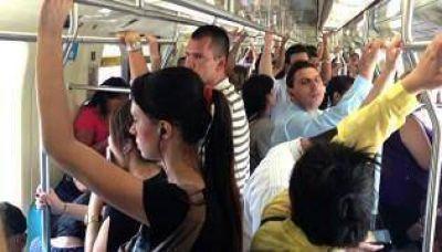 Aumentan los abusos sexuales en el transporte público