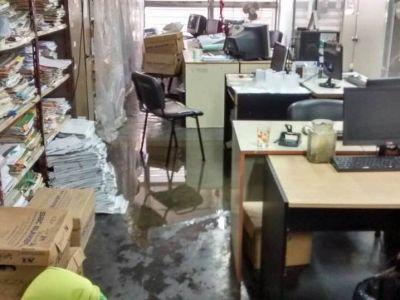 OPDS: Empleados al borde de electrocutarse por la inutilidad de las autoridades
