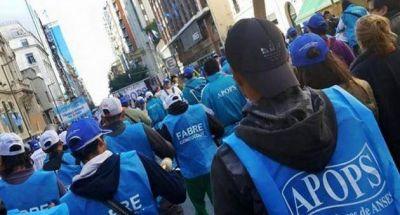 Los gremios de ANSES ván a Trabajo contra el vaciamiento del organismo