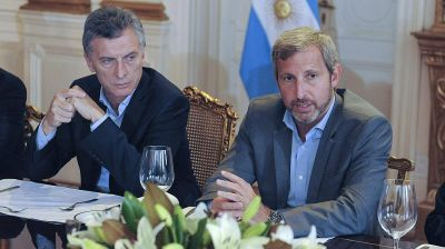 Además de los cambios en Economía, Mauricio Macri analiza reformas en Interior: el control de las obras públicas en la mira