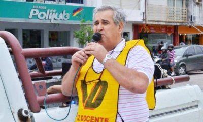 """Carlos Toloza de Voz Docente : """"Ni los diputados peronistas saben qué van a tratar"""""""
