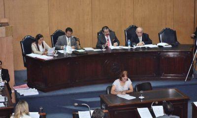 Sesiona la Legislatura para tratar paquete de proyectos del Ejecutivo