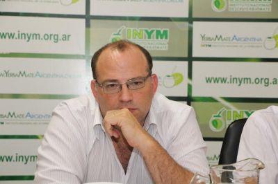 El Secretario de Agricultura destacó al INYM como herramienta para el sector yerbatero