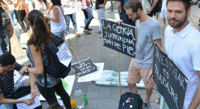 Conicet: en Córdoba se decidirán más protestas
