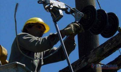 Aclararon que los cortes de energía no son rotativos ni programados