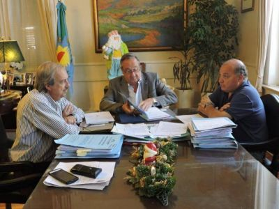 El Municipio adjudicó las primeras obras del plan de urbanización integral del barrio La Movediza