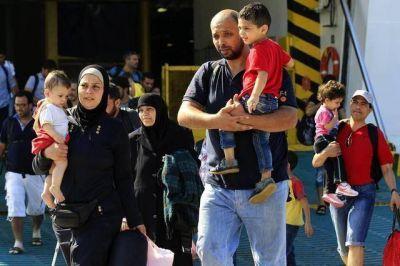 Mons. Martínez Perea llamó a tender una mano a los refugiados sirios en San Luis