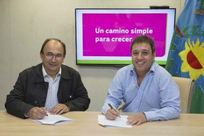 Provincia Leasing financió bienes para el Municipio de Saladillo