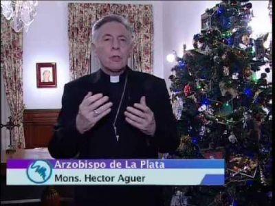 "Mons. Aguer: ""Si la Navidad se desacraliza ya no existe, no significa nada"""