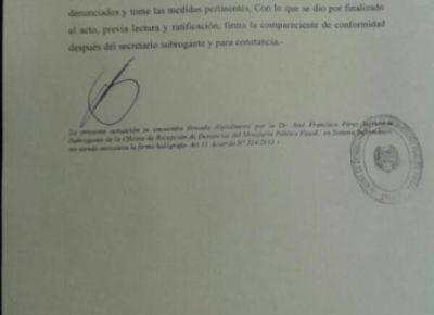 El presidente de Transpuntano denunció amenazas por el paro