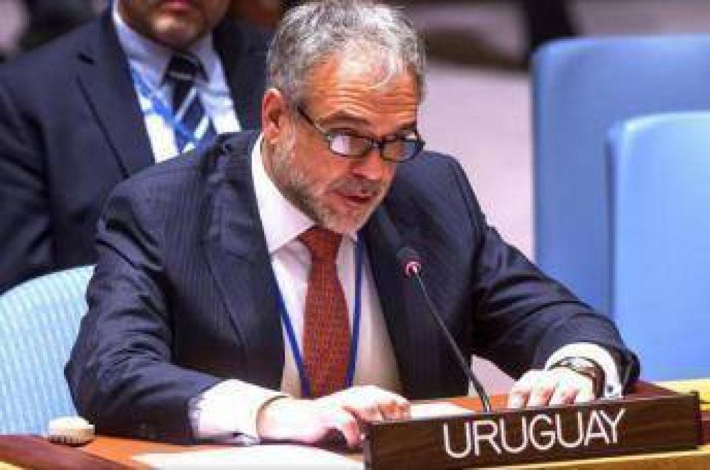 Uruguay defiende su voto contra asentamientos ilegales israelíes