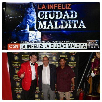 Fotomultas al freezer, una campaña repudiable, y del Colón al Mago sin Dientes