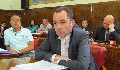 """Fiorini: """"La suba de Tasas no puede caer sobre la espalda de los contribuyentes"""""""