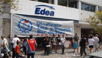 Luz y Fuerza denuncia a EDEA por poner en riesgo la vida de los marplatenses