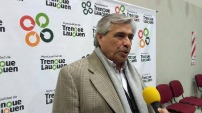 Eduardo Campana, intendente de General Villegas, trazó un panorama de las inundaciones