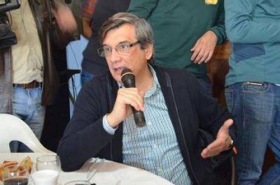 """""""El objetivo de acompañar a los intendentes, es conseguir todo lo que haga falta"""", dijo Sergio Buil"""