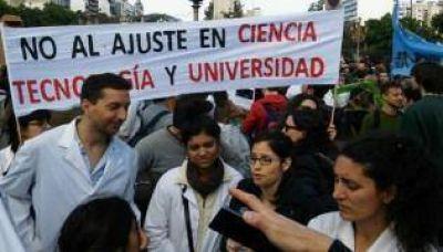 Barañao no cumplió el acuerdo: el CONICET vuelve a movilizarse