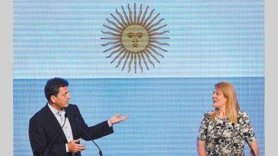 Acto de Massa y Stolbizer con guiños sobre posibles candidaturas en el 2017