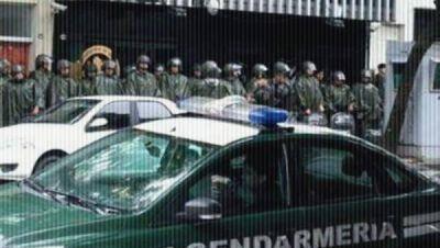 Cayó el segundo: el gobierno intervino el gremio de vigiladores