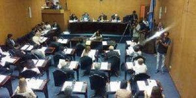 Sesión Express: Impuestazo a pedido del Poder Ejecutivo ayer en la Legislatura provincial