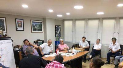 Compromiso de Emsa para solucionar problemas de provisión de energía eléctrica en San Javier