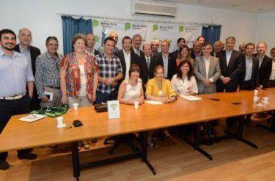 Municipios bonaerenses recibieron aportes del SAMO