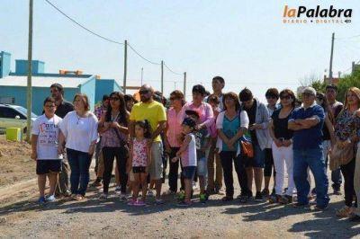 Zara entregó once viviendas del plan Techo Digno