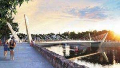 Schiaretti vuelve a Carlos Paz para licitar el puente peatonal que unirá los centros