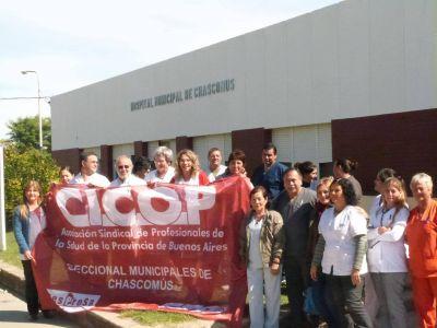 CICOP – CHASCOMÚS: Los datos que menciona un edil oficialista sobre sueldos del personal profesional no son veraces y buscan la desunión de los municipales