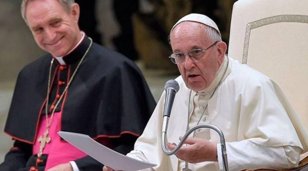 El Papa Francisco llama a los cristianos a confiar en Dios más allá de la razón humana