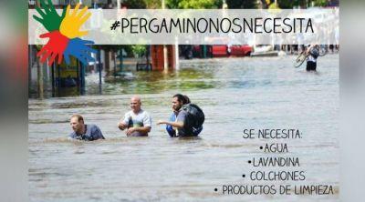 Cáritas Argentina llama a solidarizarse con damnificados por lluvias